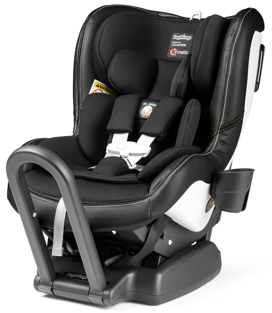 Peg-Perego Primo Viaggio Convertible Kinetic - Licorice