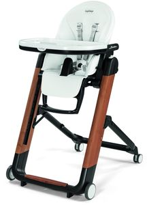 Peg Perego Siesta High Chair - Ambiance Brown