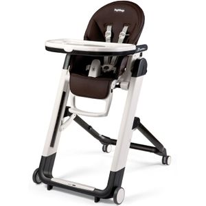 Peg Perego Siesta High Chair Cacao - Chocolate-Brown