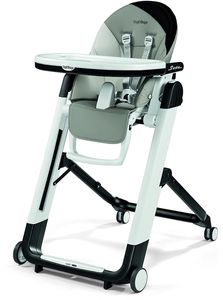 Peg Perego Siesta High Chair - Palette Grey