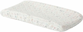 Petit Pehr Changing Pad Cover - Alphabet