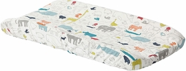 Petit Pehr Changing Pad Cover - Noah's Ark