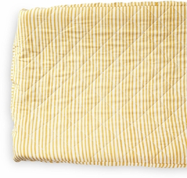 Petit Pehr Changing Pad Cover - Stripes Away Marigold