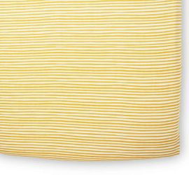 Petit Pehr Crib Sheet - Stripes Away Marigold