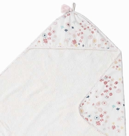 Petit Pehr Hooded Towel - Meadow