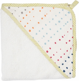 Petit Pehr Hooded Towel - Painted Dots