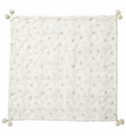 Petit Pehr Quilted Blanket - Little Lamb