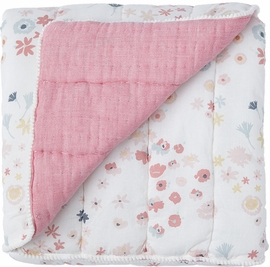 Petit Pehr Quilted Blanket - Meadow