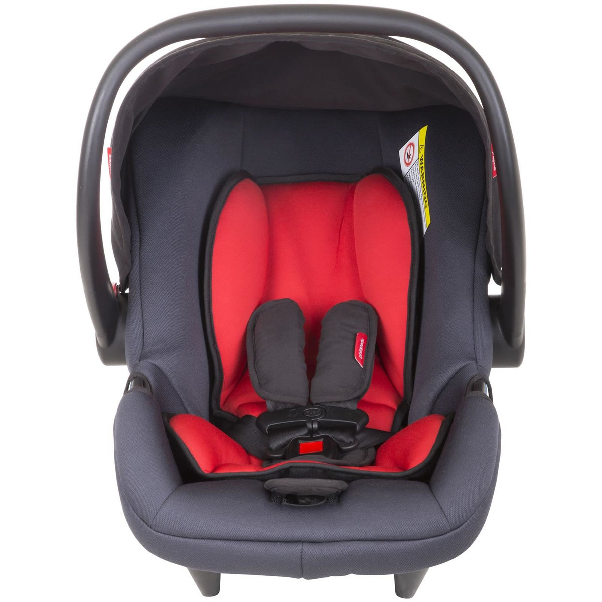 Phil & Teds Alpha Infant Car Seat - Red