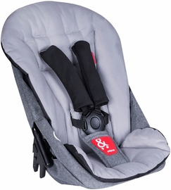 Phil & Teds Dash Double Kit - Grey