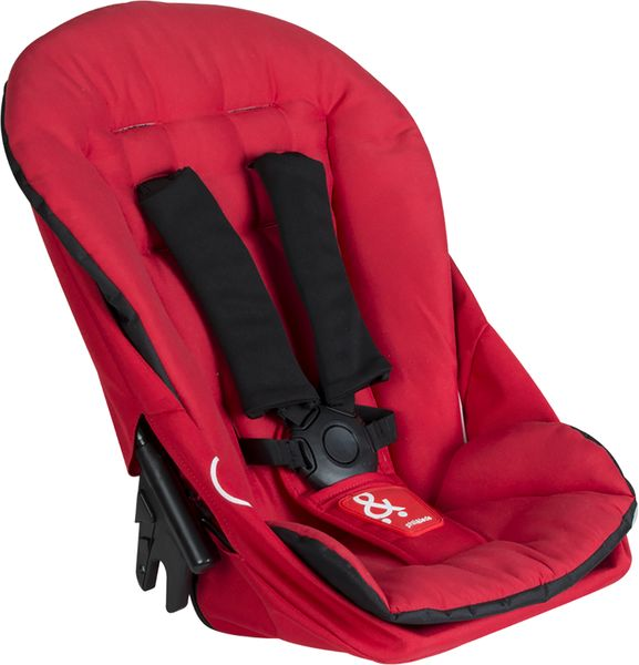 Phil & Teds Dash Double Kit - Red
