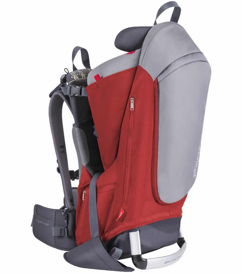 Phil Teds Escape Carrier Red