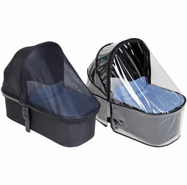 Phil & Teds Snug Carrycot All-Weather Storm & Mesh Cover Set