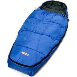 Phil & Teds Snuggle & Snooze Sleeping Bag in Blue