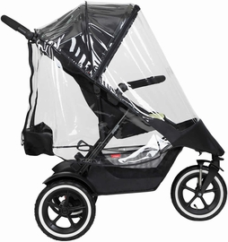 Phil & Teds Storm Cover for 2019+ Dot/Sport/Dash Strollers