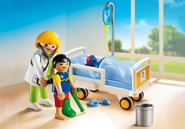 Playmobil Doctor with Child