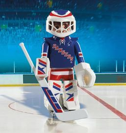 Playmobil NHL� New York Rangers� Goalie