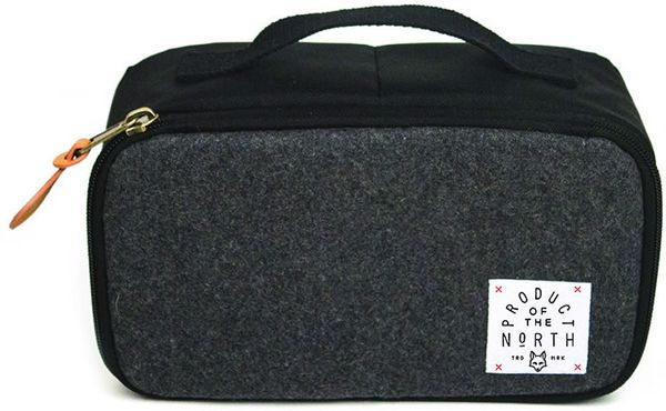 Product of the North Cooler Bag - Black