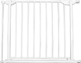 Qdos Construct-A-Gate Extra Door - White