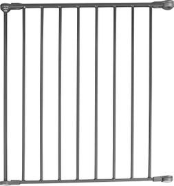 Qdos Construct-A-Gate Long Section (23.5 in) - Slate
