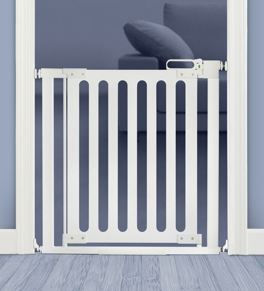 Qdos Spectrum - Pressure Mount Gate - White