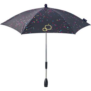Quinny Parasol (Colored Sprinkles)--With Buzz, Zapp Xtra and Moodd compatibility