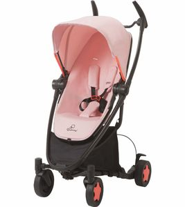 Quinny Zapp Xtra Stroller - South Beach Pink