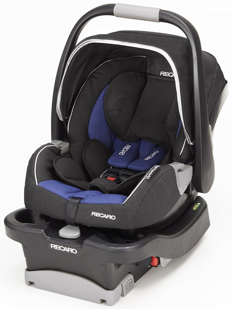Recaro Performance Coupe Infant Seat Indigo