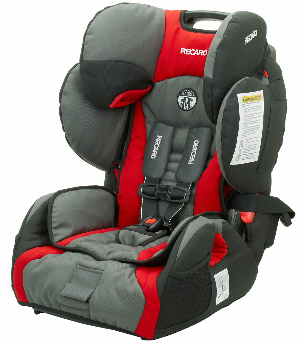 Recaro Performance Sport >> Recaro Performance Sport Combination Harness To Booster Car Seat Blaze