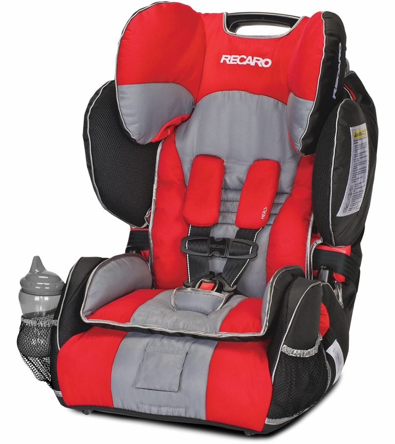 Recaro Performance Sport >> RECARO Performance SPORT Combination Harness to Booster ...