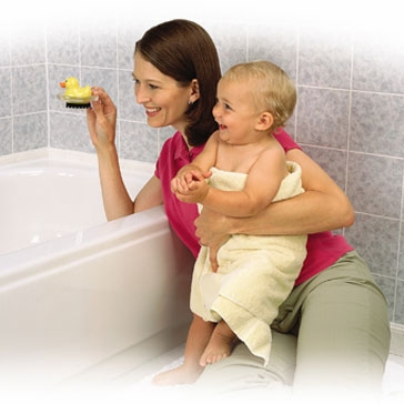 Safety 1st Bath Buddy Thermometer - Duck