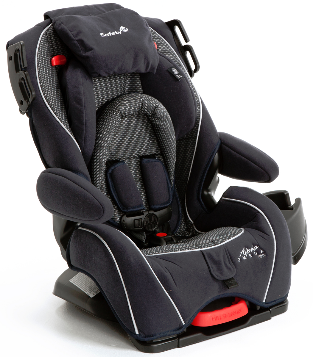 Safety 1st CC061 Alpha Omega Elite Convertible Car Seat