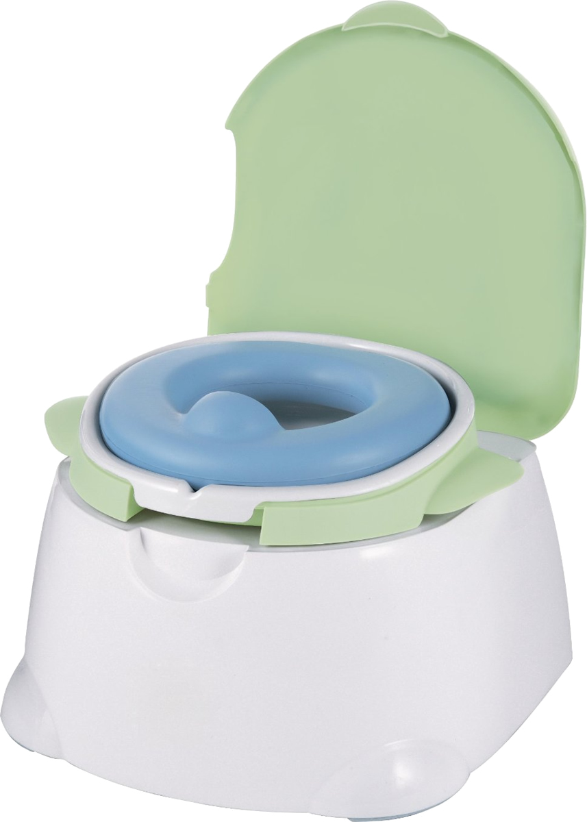 Sensational Safety 1St Comfy Cushy Potty Trainer Step Stool Blue Gamerscity Chair Design For Home Gamerscityorg