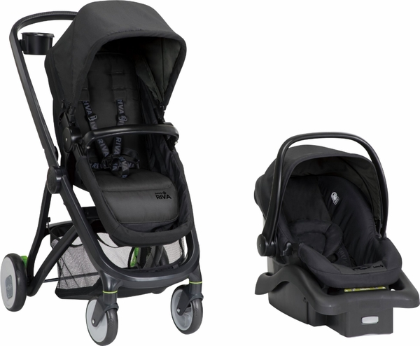 Safety 1st Riva 6-in-1 Flex Travel System - Canyon