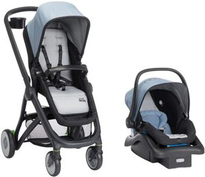 Safety 1st Riva 6-in-1 Flex Travel System - Stormy Weather