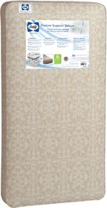 Sealy Posture Support Deluxe 2-Stage Crib Mattress