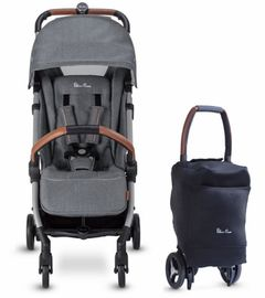 Silver Cross 2020 Jet Ultra Compact Stroller, Special Edition - Mist