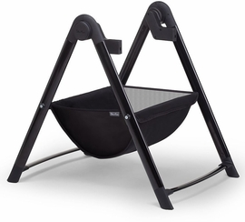 Silver Cross Bassinet Stand - Black