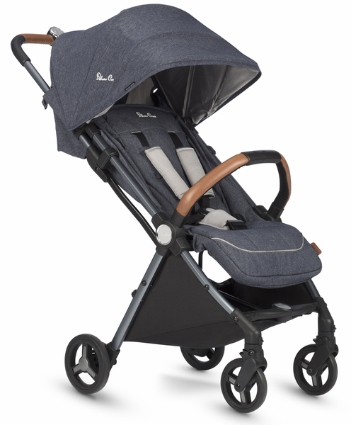 Silver Cross Jet Ultra Compact Stroller, Special Edition 2019 Orkney