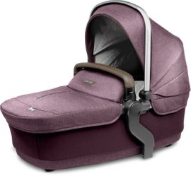 Silver Cross Wave Bassinet - Claret