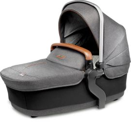 Silver Cross Wave Bassinet - Granite