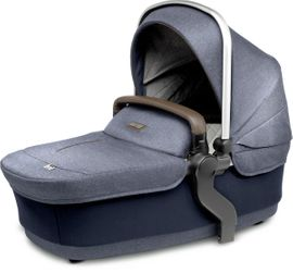 Silver Cross Wave Bassinet - Midnight Blue