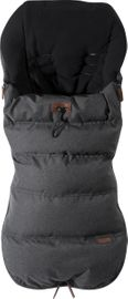 Silver Cross Wave Premium Footmuff - Granite
