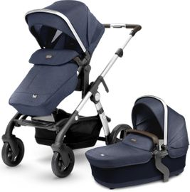 Silver Cross Wave Stroller 2018 Midnight Blue