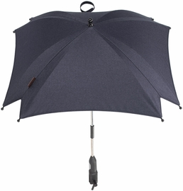Silver Cross Wave Stroller Parasol - Midnight Blue