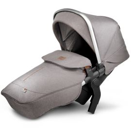 Silver Cross Wave Tandem Seat - Sable