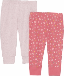 Skip Hop ABC-123 Baby Pants Set - Pink (Newborn)