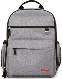 Skip Hop Duo Backpack Diaper Bag - Heather Grey