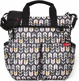 Skip Hop Duo Signature Diaper Bag - Arrows