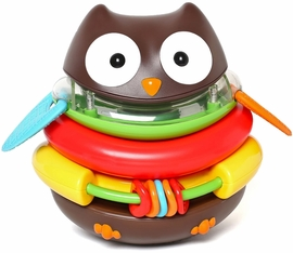 Skip Hop Explore & More Rocking Stacker - Owl